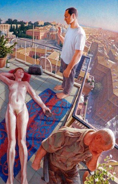 Constantine's Dream