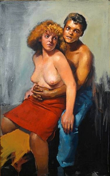 Sexual Behaviour - Marie (Mark) & Sara