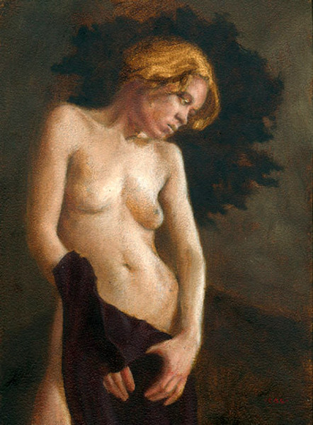 Study for Sackcloth