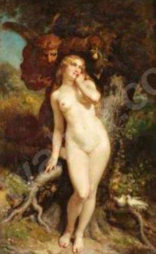 Eve tentée par le diable