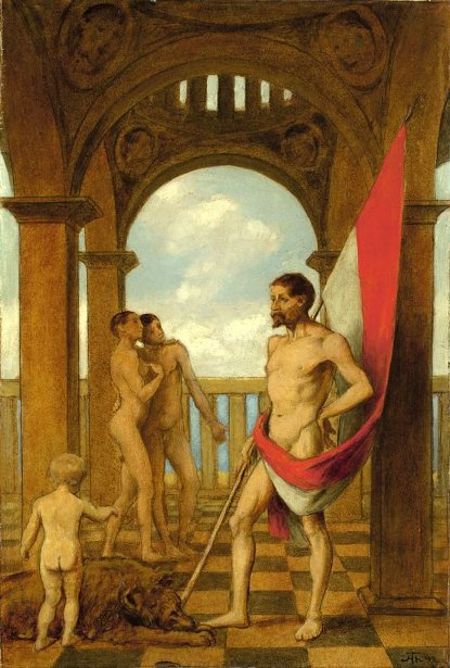 The Flag Bearer