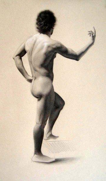 Desnudo masculin