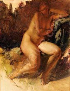 Nudo femminile (Female Nude)