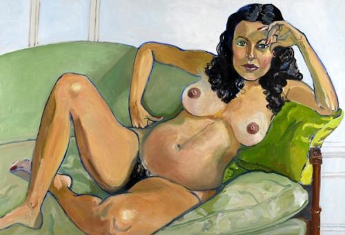 Claudia Bach Pregnant