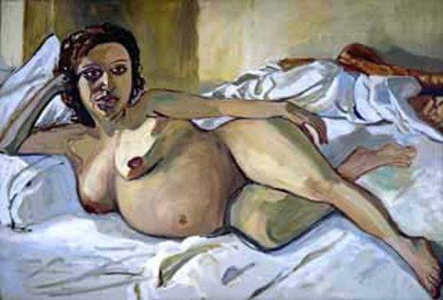 Pregnant Maria