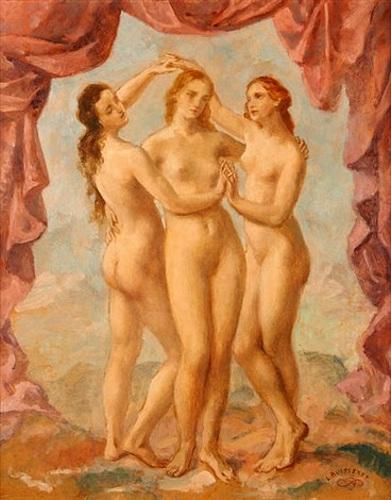 Les trois grâces