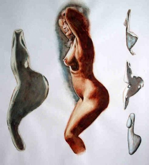 Magdalenian Culture - A Magdalenian Venus