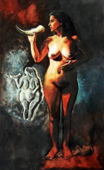 The Culture of Gravettian - French Venus