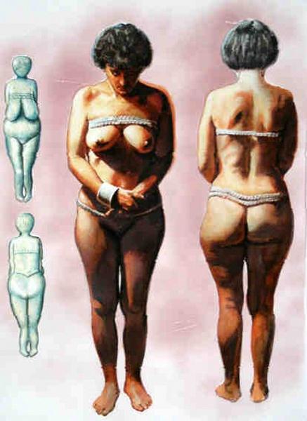The Culture of Gravettian - Venus of Kostenki