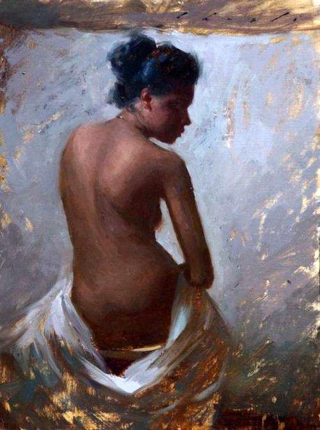 Tonal Nude