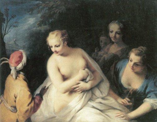 Bathsheba In Bath