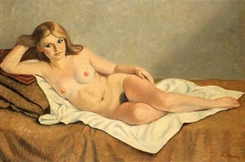 A Nude Girl