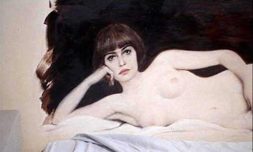 Jeanne Moreau (detail)