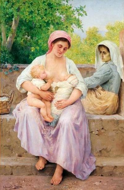 Charité maternelle