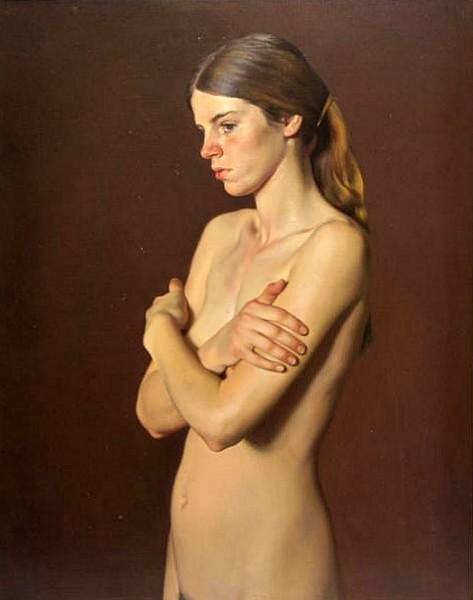 A Nude Beauty