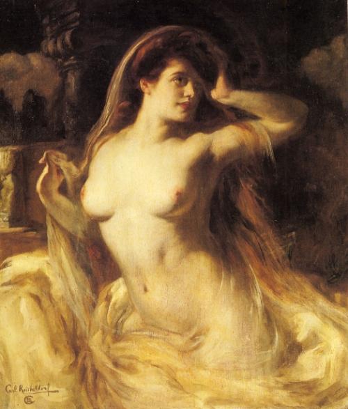 A Voluptuous Nude