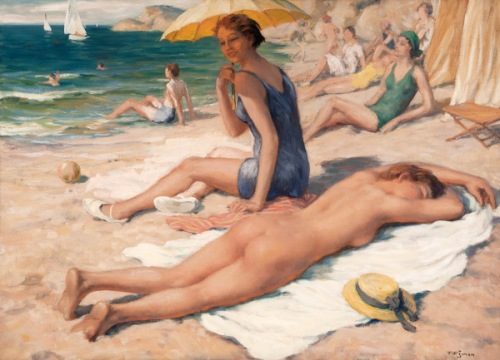 Summer - Girls On The Dalmatian Coast