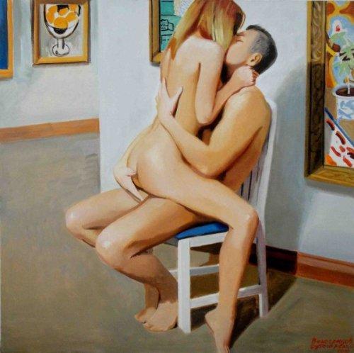 Under Matisse