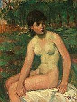 A Female Nude