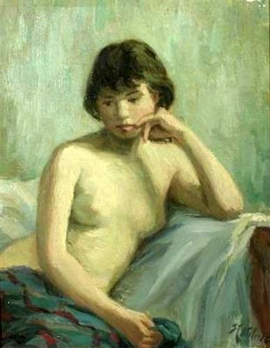 A Nude Model