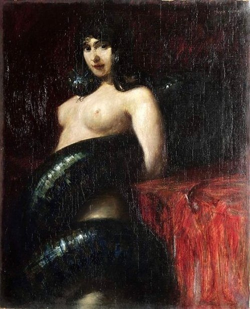 Sensuality - Eve And The Snake
