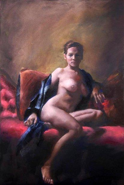 Stephanie Sitting