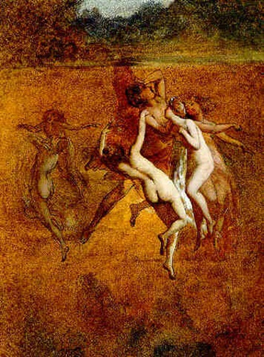 The Rape Of Hylas