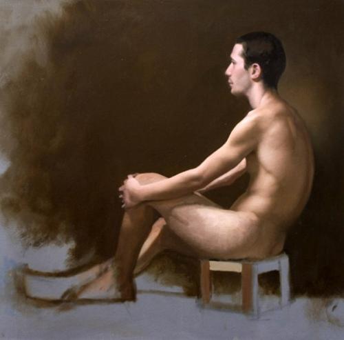Daniele Seated