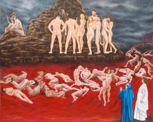 Divina Commedia, Inferno, V Canto, I Lussuriosi