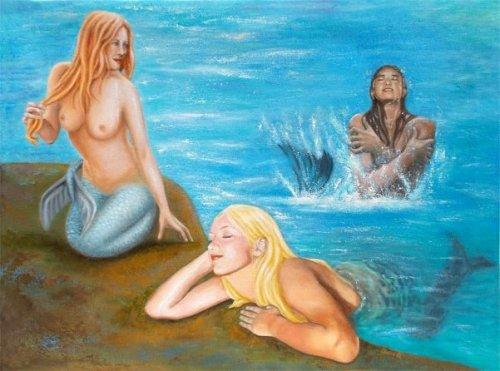 Le tre sirene