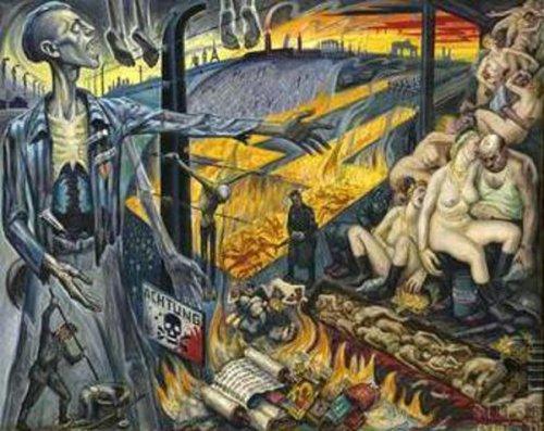 L'orgie des SS - Les fosses ardentes