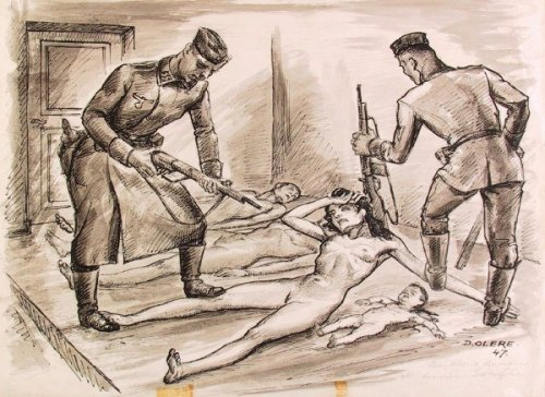 The Killing Of A Woman Inmate