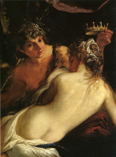 Dionysus And Arianna