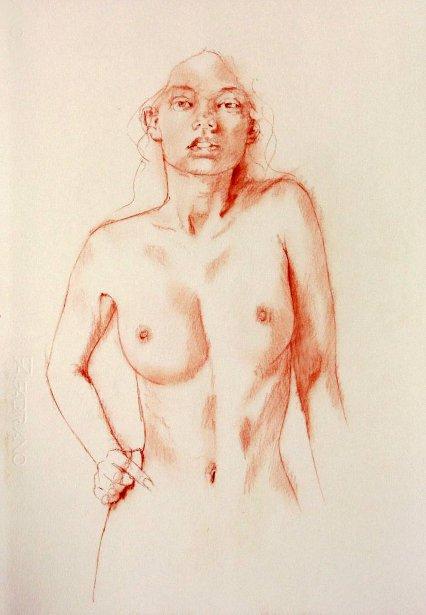 Nude Girl 1319