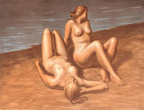 På stranden (On The Beach)