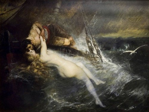 The Kiss Of The Siren