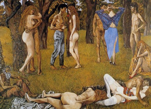 "Bosco d""amore (Woods of Love)"