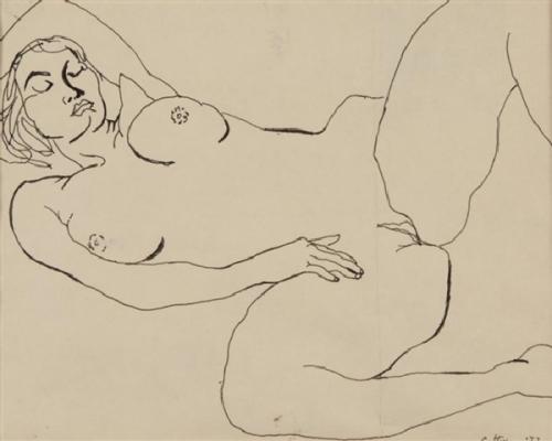 Donna nuda (Nude Woman)