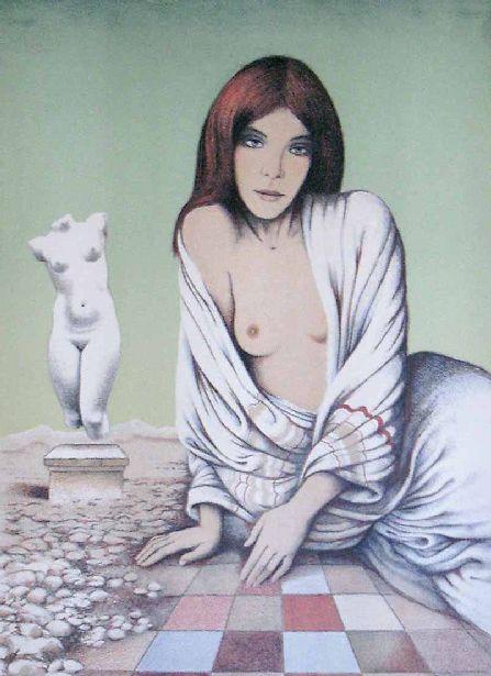 La Belle de Venice - Venus & Aphrodite