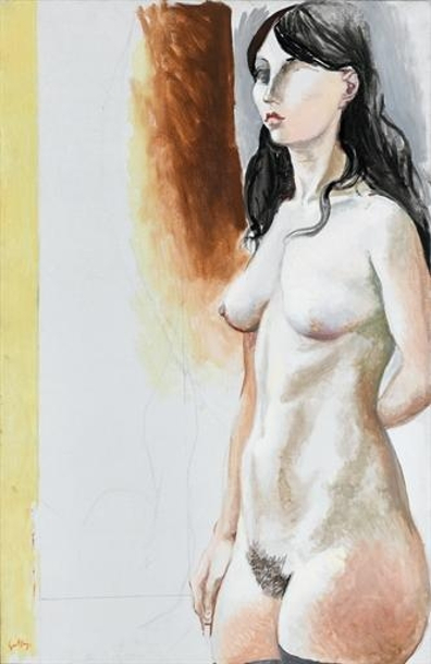 Modella in piedi (Standing Model)