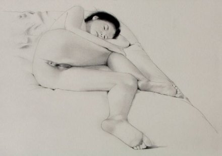 Nude Sleeping 803