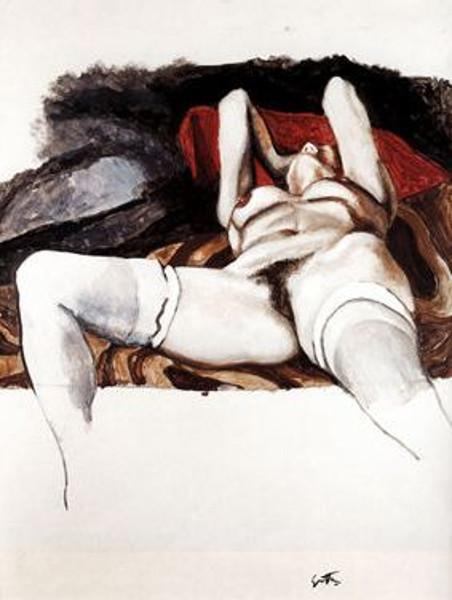 Nudo di donna (Female Nude)