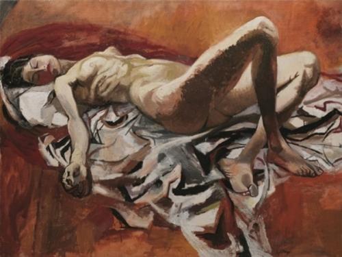 Nudo sdraiato (Reclining Nude)