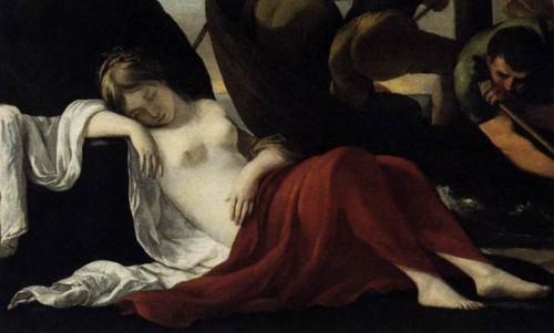 Bacchus And Ariadne (detail)