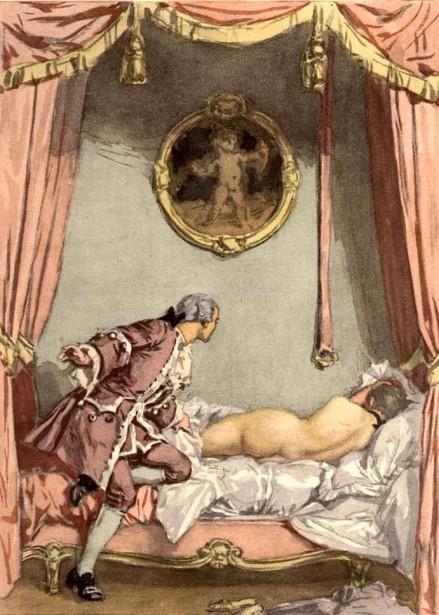 Casanova 45 - Finds Zeroli Asleep