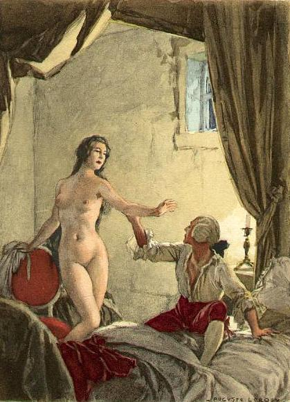 Casanova 49 - With His Belle Religieuse