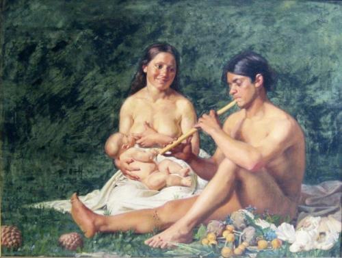Jubal Et Famille