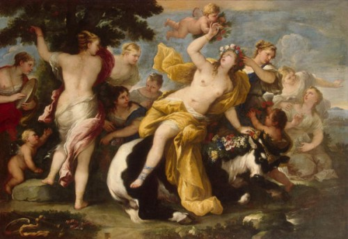The Rape Of Europa