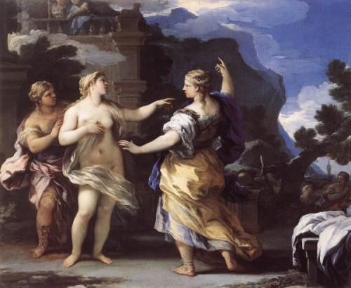 Venus Punishing Psyche