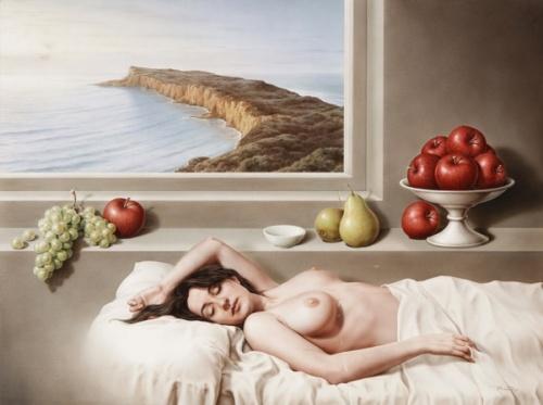 Desnudo, bodegon y paisaje